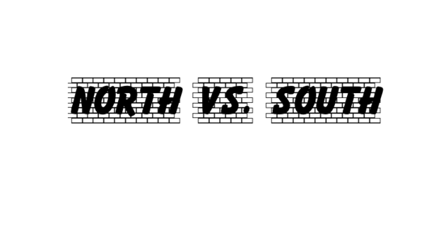The (not quite so old) debate: North vs. South