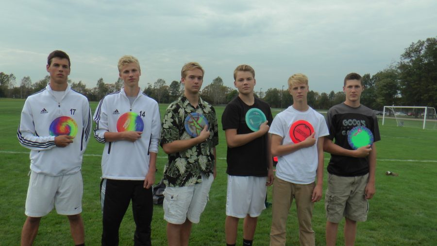 WO Disc Golf