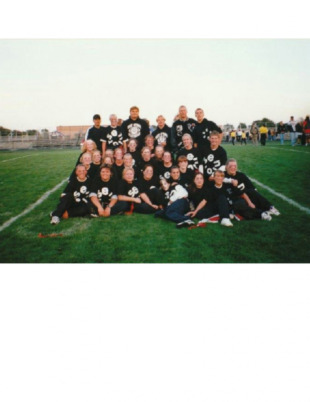 1998+West+Ottawa+girls+Powder+Puff+team