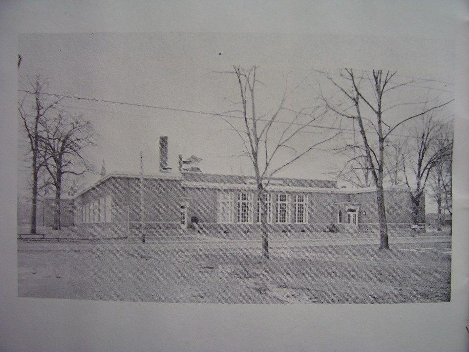 Beechwood School in the late 60's.