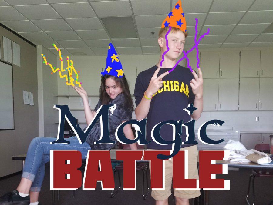 Magic Battle