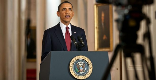 The+speech+President+Obama+said+after+the+announcement+of+Osama+Bin+Laden%E2%80%99s+death%2C+reminded+us+that+we+are+not+at+war+with+Islam%2C+but+the+terrorists+that+killed+Americans+on+9%2F11.+