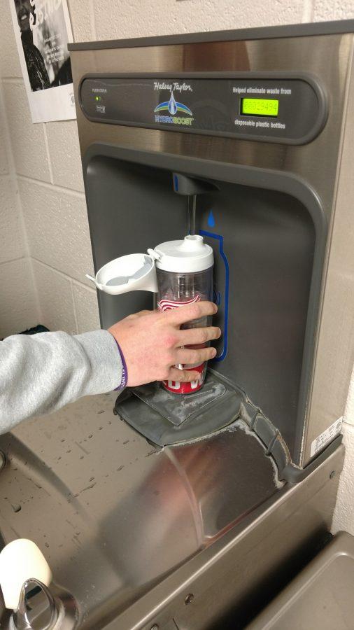 H2O at WO