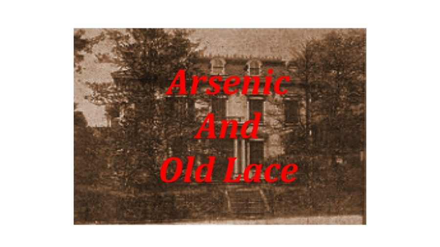 What it took to play a dead body in Arsenic and Old Lace