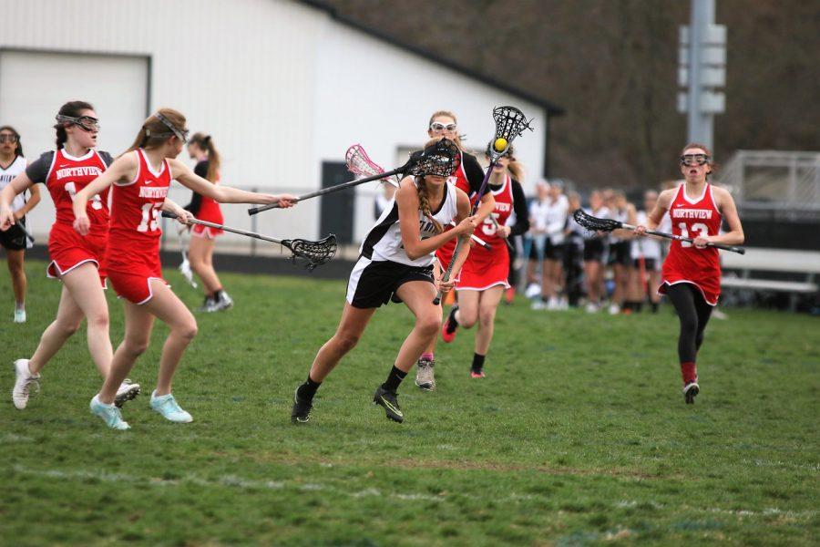 Sara Mitchem: From Newbie to Varsity Captain in a year