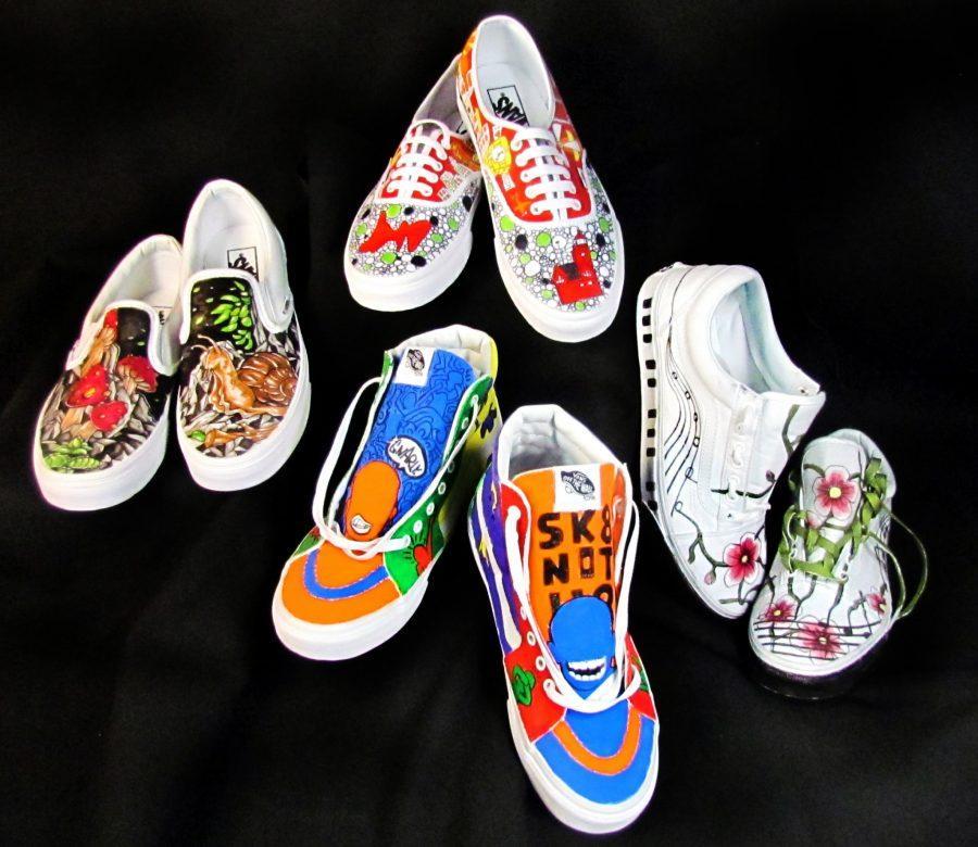 WO artists take on Vans Custom Culture