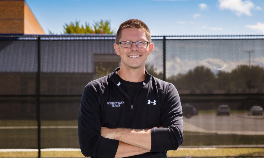 Family first: Coach Pete Schwallier makes a difficult choice