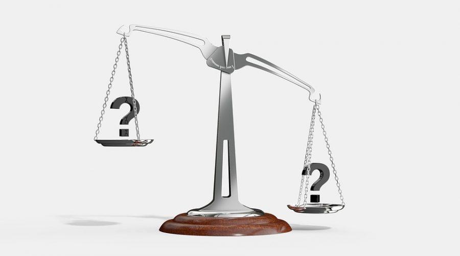 Scale Balance Importance Question Choose Choice
