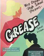 West Ottawa High School presents: Grease
