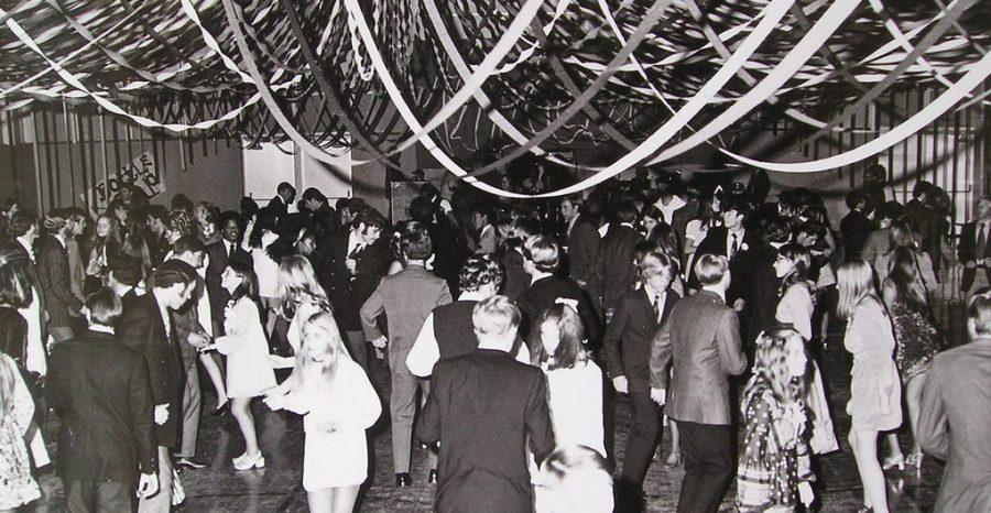 High school dances are nothing like they used to be