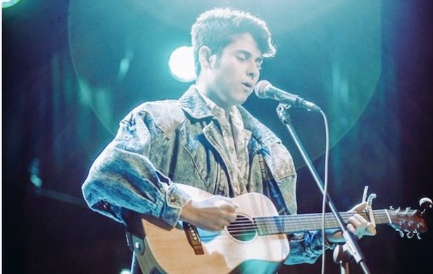Singer-songwriter Zyon Del Valle is making an impression