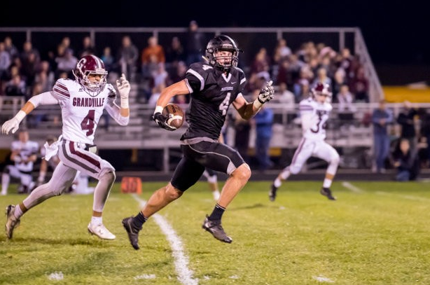 From high school to college: Liam Cavanaugh