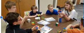 3rd Coast Cubing Club: It's about the friendships