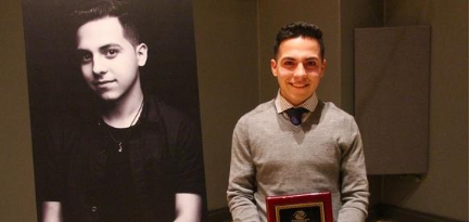 Angel Verdusco: Youth of the Year