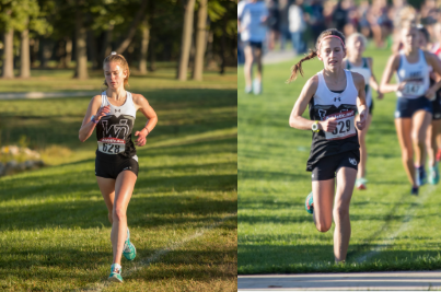 The Olson sisters: Born to run