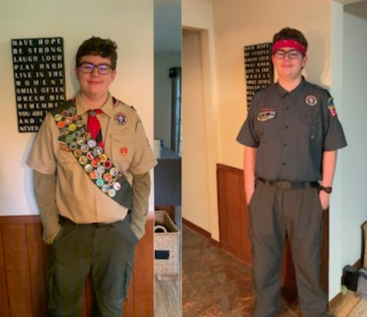 What is the difference between Venture crew and Boy scouts?