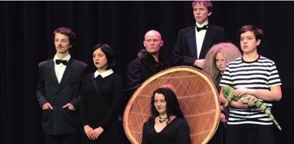 West Ottawan interview: The Addams Family