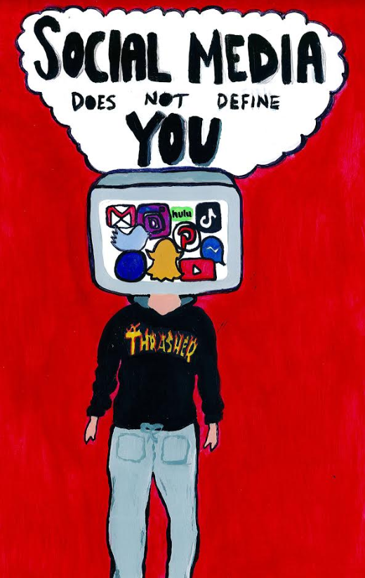 Editorial+Cartoon%3A+Social+media+does+not+define+you