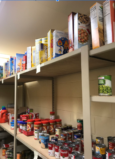 WO food pantry: It makes a difference