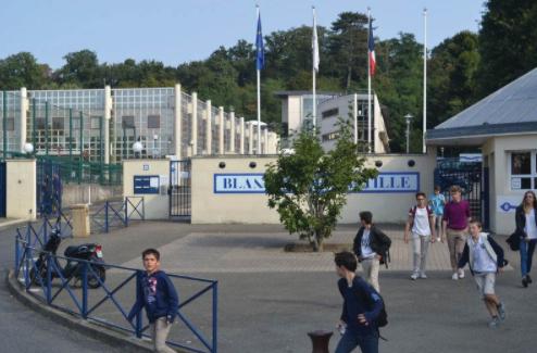 School in France v.s school in America