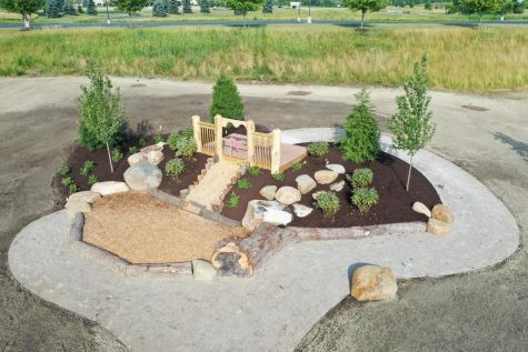 Ridge Point Playscape by Jamie Krupka