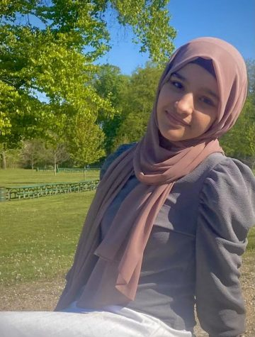 Finding freedom in her hijab