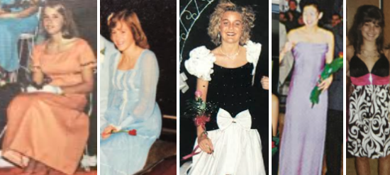 Which decade had the best formal fashion at West Ottawa?