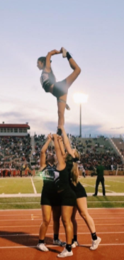 Cheerleaders face a lot of stereotypes